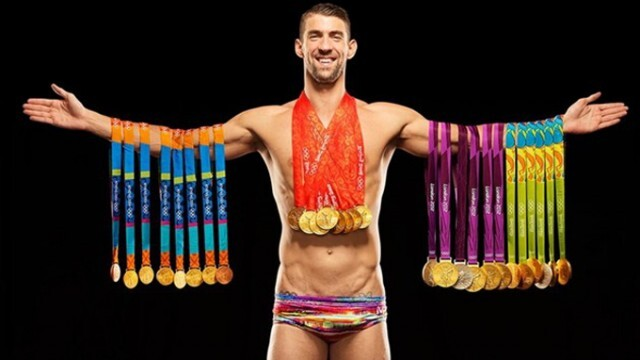 Анкета: Плувецът Майкъл Фелпс е спортист №1 на века