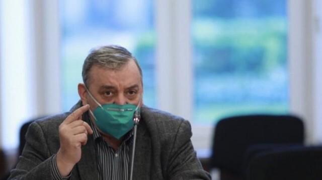 """Проф. Тодор Кантарджиев предлага нови мерки срещу  """"Делта"""" варианта на COVID-19"""