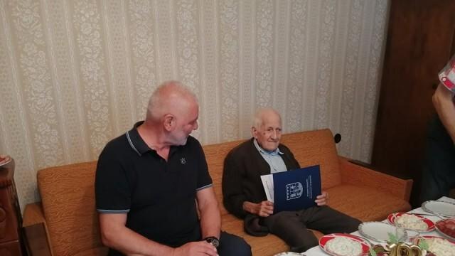 Дядо Курти от Силистра навърши 100 години
