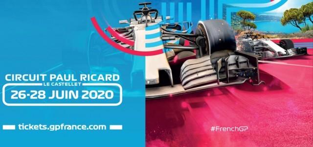 Формула 1: Отложиха и старта за Голямата награда на Франция