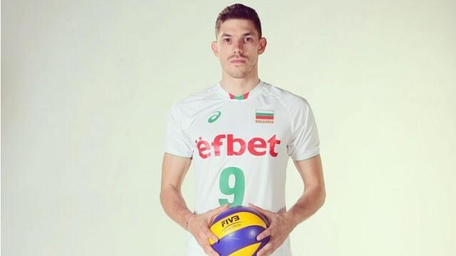 Сеганов се излекува от COVID-19, отпада от лагера на България, заминава за Италия