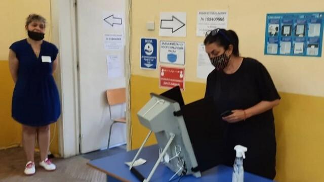 Велислава Кръстева, водач на листата на ДПС в Плевен: Гласувам с убеждението, че е необходим рестарт на държавността