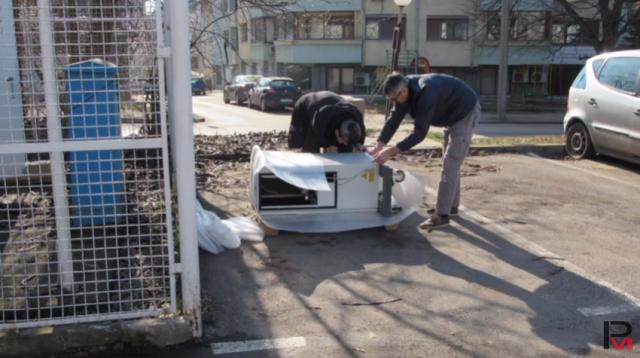 Русе остана без апарат за измерване на интензивно миришещи вещества (Видео)