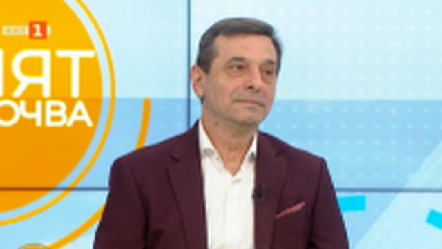 Димитър Манолов от КТ
