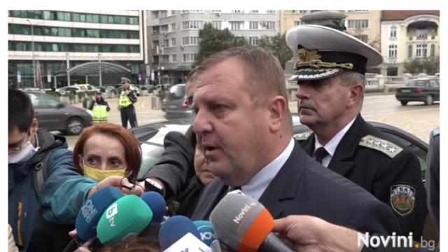 Красимир Каракачанов: Има готовност за разкриване на военнополеви болници