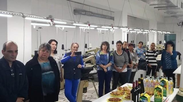 Плевен: Инвеститор от Иберия отвори нов цех в Пордим