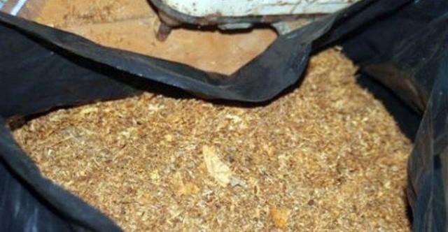 Плевен: Полицията иззе още 200 кг контрабанден тютюн