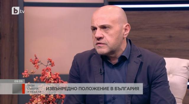 Томислав Дончев: С решителните мерки защитихме бизнеса, държавата ще го подпомогне финансово