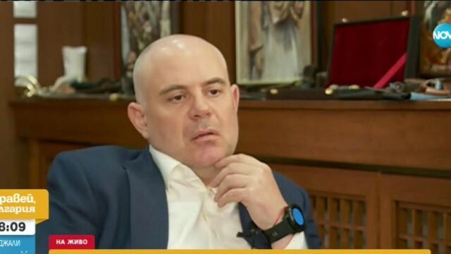 Главният прокурор: Не  ме интересува политическата реакция, няма да има двоен стандарт
