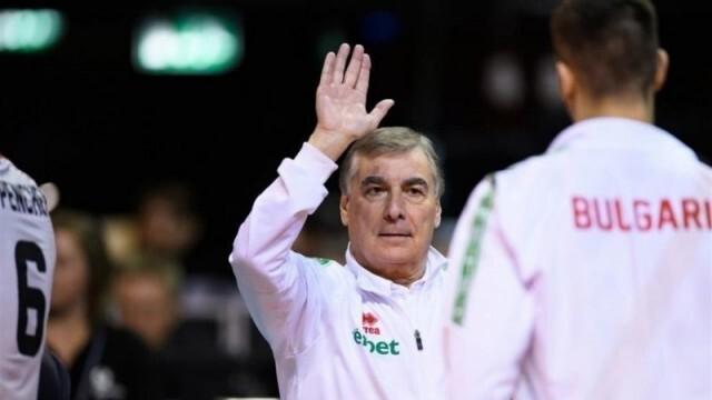 За трети път: Силвано Пранди ще води волейболните мъже на България