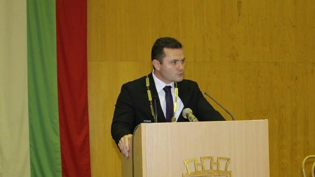 Пенчо Милков: Приоритетът ми е обществените поръчки да се изпълняват от русенски фирми