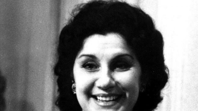 Почина актрисата Виолета Бахчеванова