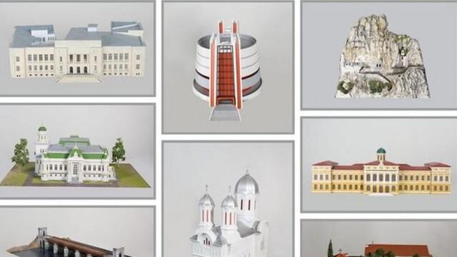 Експозиция с макети на обекти – част от общото културно-историческо наследство на България и Румъния, представят в РИМ - Плевен