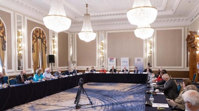 """Румен Радев на конференцията Инициативата """"Три морета"""": Източна Европа има огромна нужда от инвестиции"""