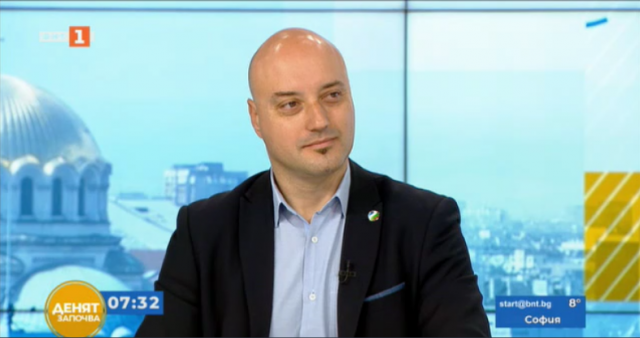 Атанас Славов, ДБ: ГЕРБ и ДПС не искат съдебна реформа