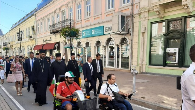 Община Русе реализира няколко проекта в подкрепа на хората с увреждания