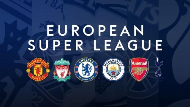 12 водещи футболни клуба в Европа създадоха Суперлига