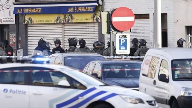 Поне трима убити при антитерористична акция в Белгия