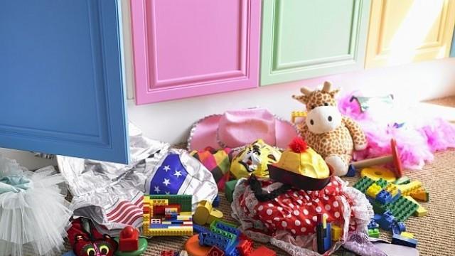 5-годишен спечели конкурс за най-разхвърляна стая във Великобритания