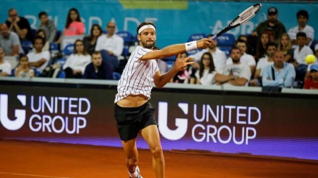 Григор Димитров се завръща на корта, ще играе на турнир в Ница