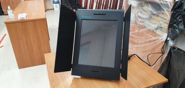 Няколко проблема с машинното гласуване бяха отразени в Русе
