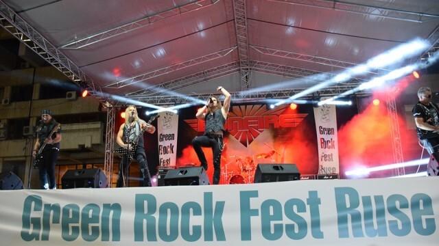 10 рок и метъл групи ще забият в центъра на Русе на 12 и 13 септември