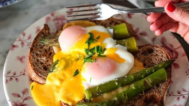Яйца по милански