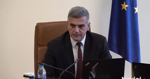 Стефан Янев и служебните министри отчитат свършеното за 4 месеца от кабинета