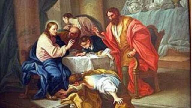 Велика сряда е, Юда уговорил предателството на Христос