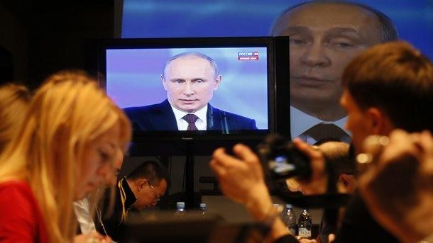 Путин близо 4 часа отговаря в ефир на руснаците
