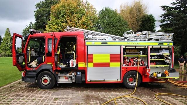 Пожарната реагира на притеснителна миризма на изгоряло в детска градина