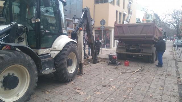 Почти целият център на Русе е в разкопки, каква е повредата и кога ще свърши ремонтът?