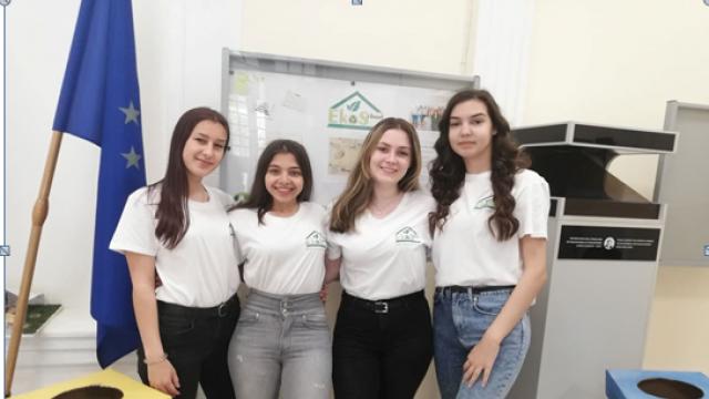 Русенски гимназисти са сред лидерите в предприемаческо състезание