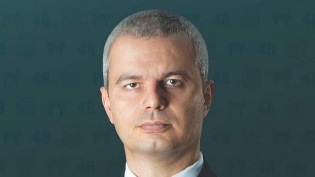 Костадин Костадинов се кандидатира за президент