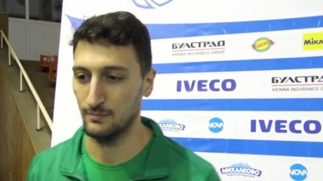 """Волейболният """"Добруджа 07"""" се подсили с аржентинец преди мача с """"Дунав"""""""