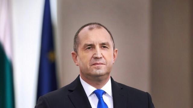 Румен Радев: Партиите да не бързат с нападки, защото ще се срещнат в парламента и ще съставят правителство