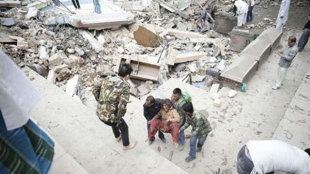 Най-малко 114 загинали от земетресението в Непал