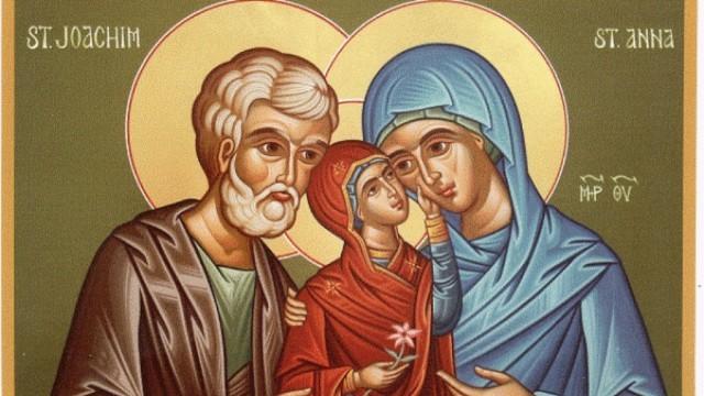 Почитаме Св. Ана - майката на Богородица, закрилница на девиците и бременните