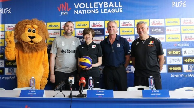 Волейбол: Япония готова за тежка битка срещу българките довечера в Русе