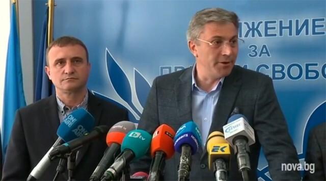 Карадайъ: ДПС няма да подкрепи правителство на ГЕРБ и БСП, готови сме за нови избори