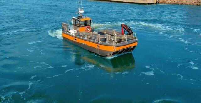 Сензор за откриване на нефтени петна по Дунава монтират в Русе