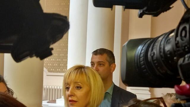 За Манолова Ива Митева искала, но нямала желание да започне съдебна реформа