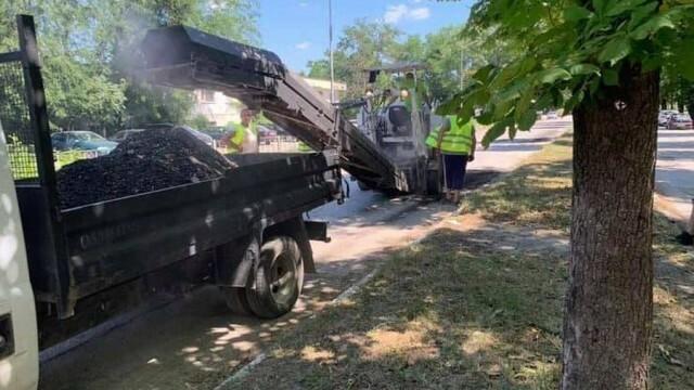 Започват текущи ремонти на уличната мрежа в Червен бряг