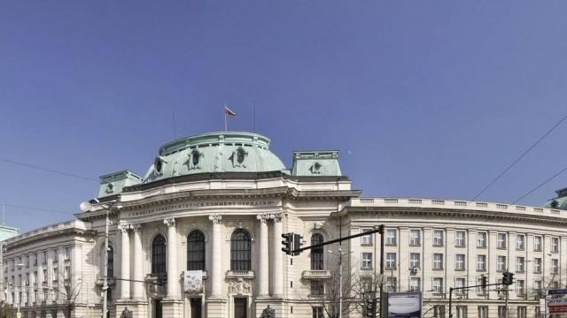 """Министър Банов спря дупченето на фасадата на Софийския университет """"Кл.Охридски"""""""