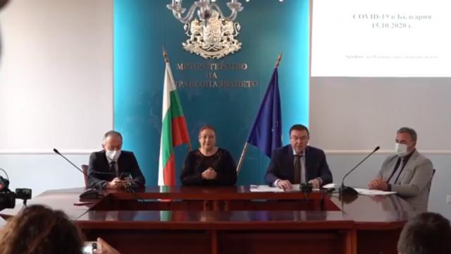 Проф. Костадин Ангелов: Започваме денонощен контрол, наблюдаваме липсата на дисциплина