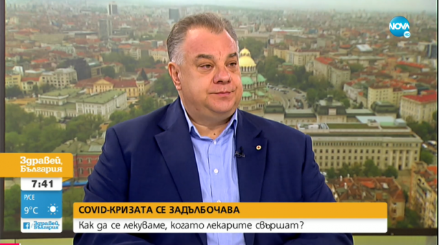 Д-р Мирослав Ненков: Властите извиват истината за коронавируса