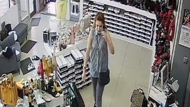 Млада джебчийка открадна телефон в магазин