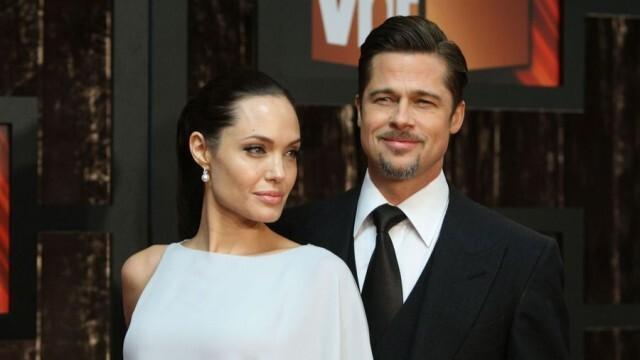 Анджелина Джоли нокаутира  Брад Пит в съдебна битка