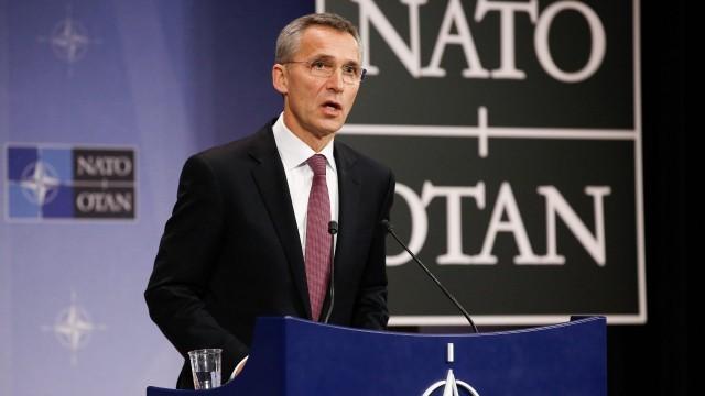 Столтенберг на посещение у нас, в НАТО смятали визитата за много важна