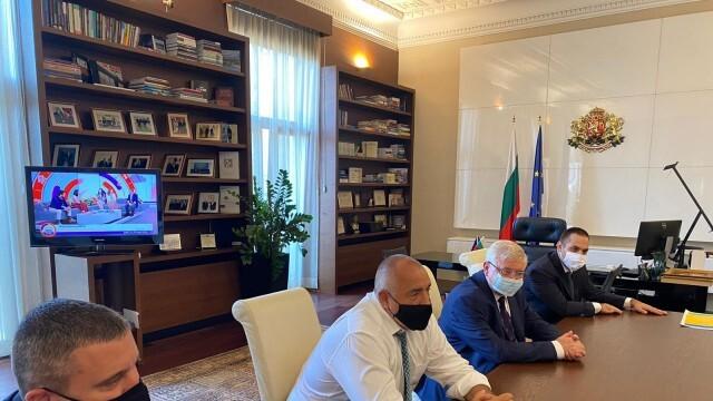Борисов пак се срещна с Щаба: Трябва да сме подготвени за възможно най-тежкото развитие на ситуацията